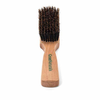 GranNaturals Beards Brush and Men's Bristle hair