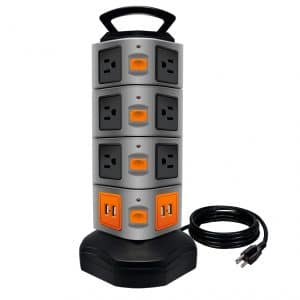 4. LOVIN PRODUCT Smart Power Surge Protector