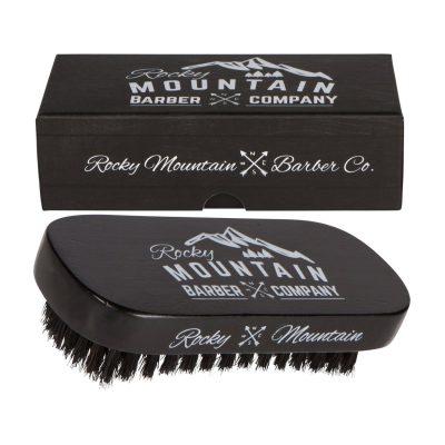 Rocky Mountain Barber Company Beard Brush