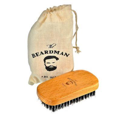 The Beardman Beard and Hair Brush
