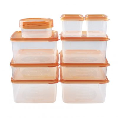 Holm Foods Storage Containers