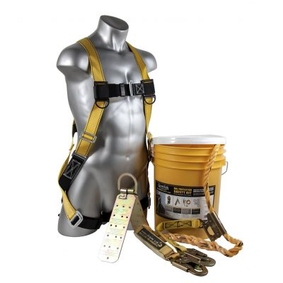 Guardian Fall Protection Safe-Tie Safe Harness