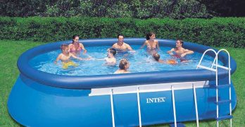 Top 10 Best Frame Pool Set with Filter Pump in 2018 Reviews