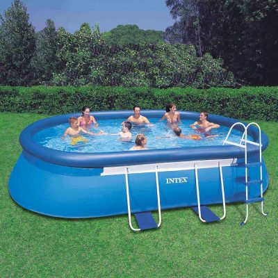 Frame Pool Set with Filter Pump