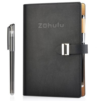 ZOHULU Smart Wirebound Notebook