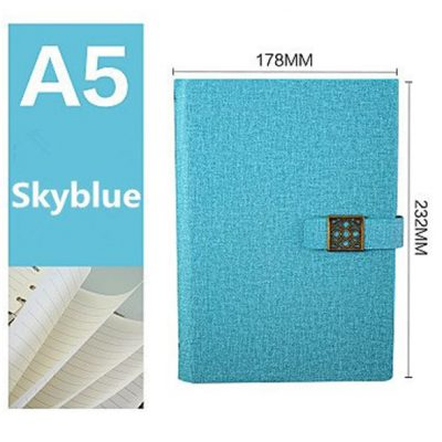 SUNYUM Reusable A5 Smart Notebook
