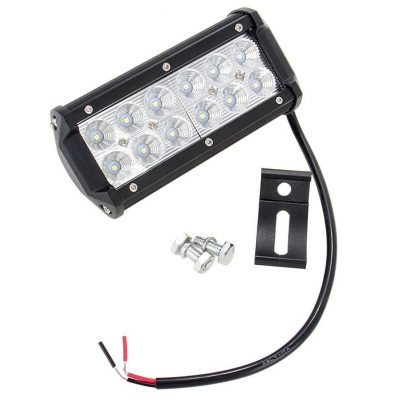 Nilight Led Lights Bar 2PCS 36w 6.5Inches
