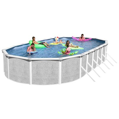 Heritage TA 301552GP-DxP Above Ground Pool Taos Complete