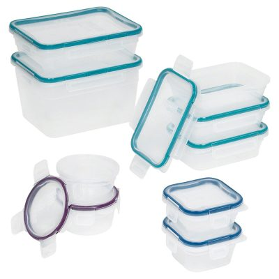 Snapware 18-Pieces Total Solution Foods Storage Set