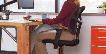 Top 10 Best Standing Desk Chairs  in 2018 Reviews