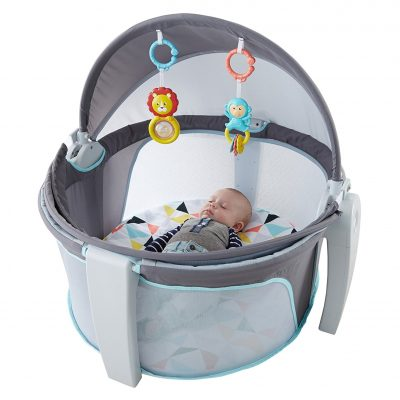 Fisher-Price On-the-Go Baby Dome playard