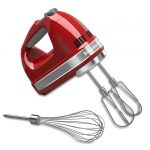 KitchenAid 7-Speed Hand Mixer with Turbo Beater