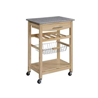 Linon Microwave Cart