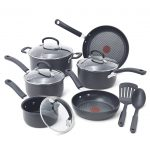 T-fal Ultimate Hard Anodized 12-Piece Set