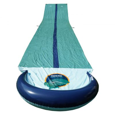 TEAM MAGNUS Slip and Slide Inflatable Water Slide