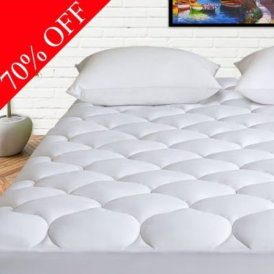 HARNY Mattress Pad Cover