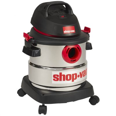 Shop- vac with 5-Gallon
