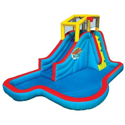Banzai summer and Spring Toys Air Water Slide