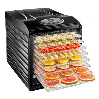 Chefman 9 Tray Food Dehydrator Machine