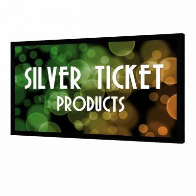 STR-169120 Ultra HD 120″ Silver Ticket Ready HDTV