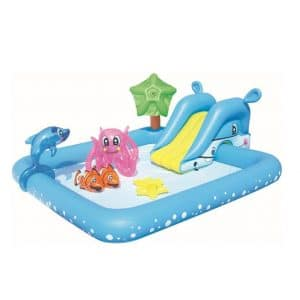 VAHIGCY Inflatable Play Center for Kids