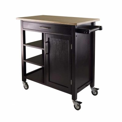 Winsome Mali Microwave Cart