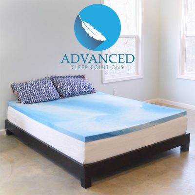 Advanced Sleep Solutions Gel Topper