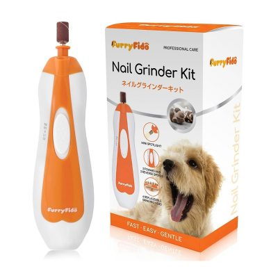 Furry Fido Nail Grinder
