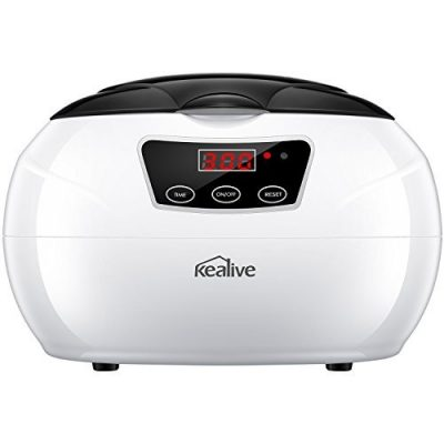 Kealive Ultrasonic Professional Jewelry Cleaner