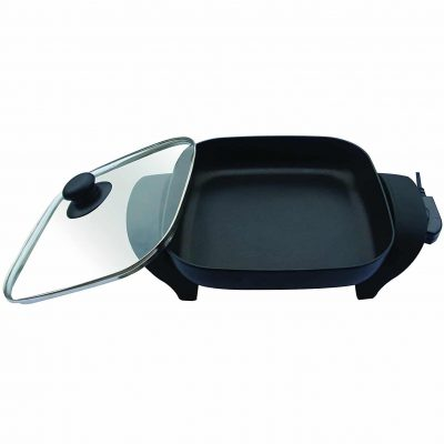 Nesco ES-08 8-Inch Electric Skillet