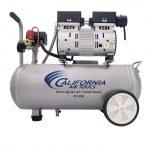 California Air Tools 5.5-Gallon 1-Hp Oil-free Air Compressor