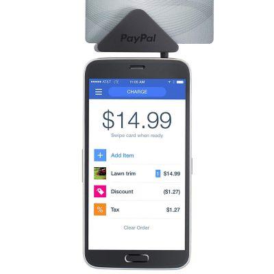 PayPal 4029USRTAM Chip Reader