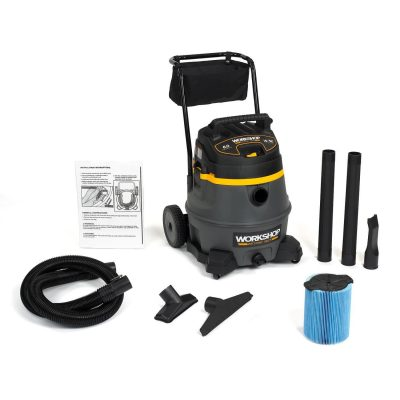 WORKSHOP 12-gallon Wet Dry Vac