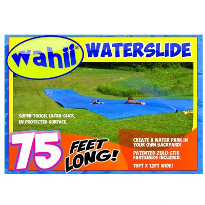 Wahii Backyard Lawn Water Slide