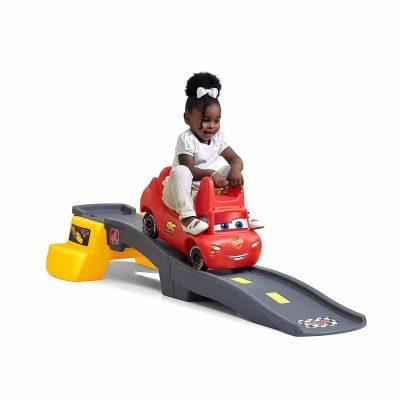 Disney Pixar Cars 3 up & Down Roller Coaster Kid's