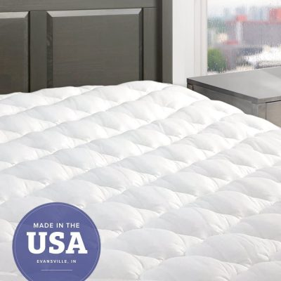 ELuxurySupply Mattress Pad