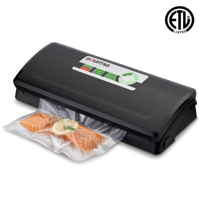 Gourmia Customizable Vacuum Sealer, GVS425