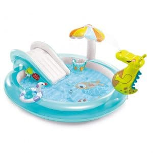 Intex Gator Inflatable Playing Center