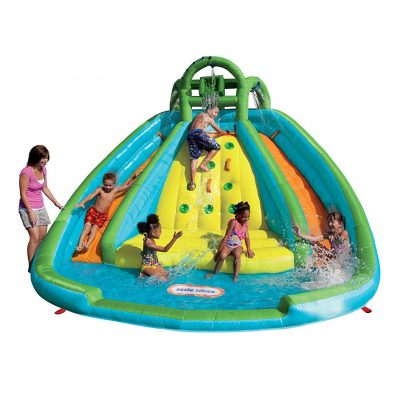 Little Tikes Inflatable Slide