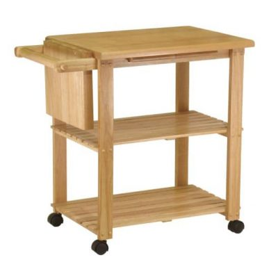 Winsome Wood Microwave cart