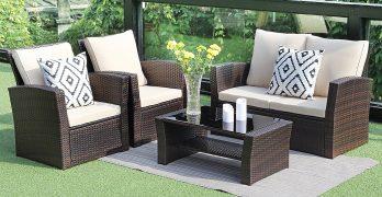 Wisteria Lane Outdoor Furniture Set