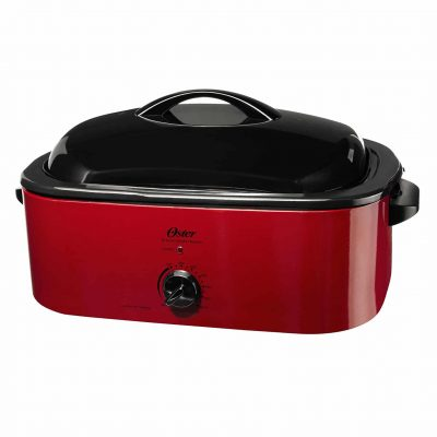 Oster CKSTROMK18 Smoker Roaster Oven