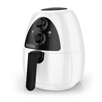 BLACK + Decker 2-Liter Air Fryer, HF100WD