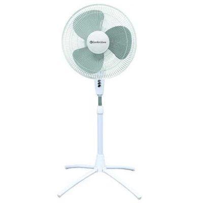 Comfort Zone Pedestal Fan, CZST161BTE