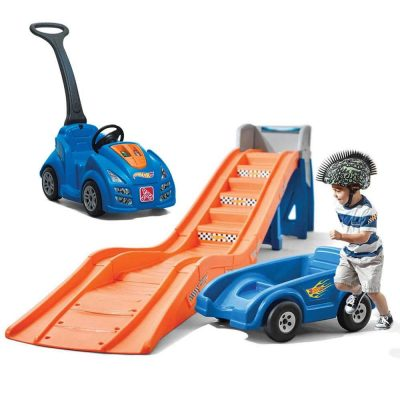 Hot Wheels Cruise and Ride Combo