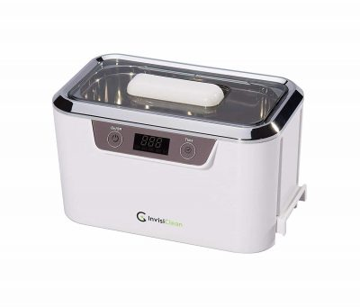 InvisiClean Jewelry Professional Ultrasonic Cleaner