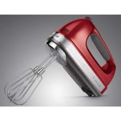 KRUPS GN4925 Quiet 10 Speed Hand Mixer