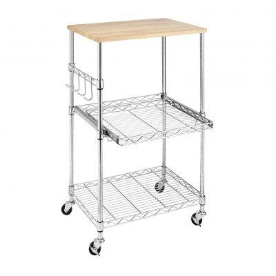 Whitmor Microwave Cart