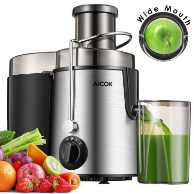 7. Aicok BPA Free Juice-Extractor