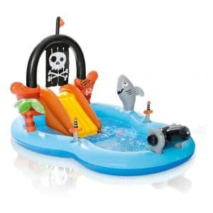 Intex 57168EP Inflatable Water Toy Center, 58 Gallons Water Capacity
